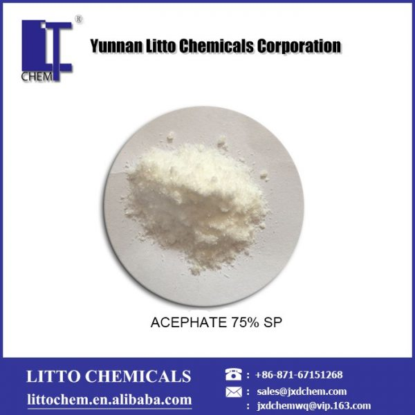 Acephate (Technical, 75 SP, 30 EC)